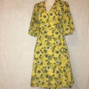 Torrid vintage floral dress